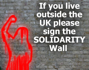 Sign the Solidarity Wall