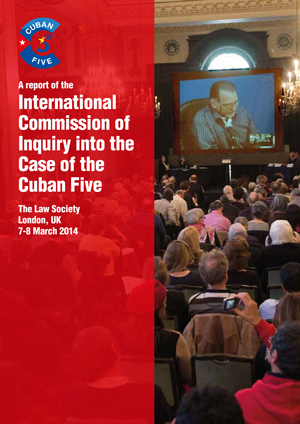 Report of International Commission of Inquiry just published