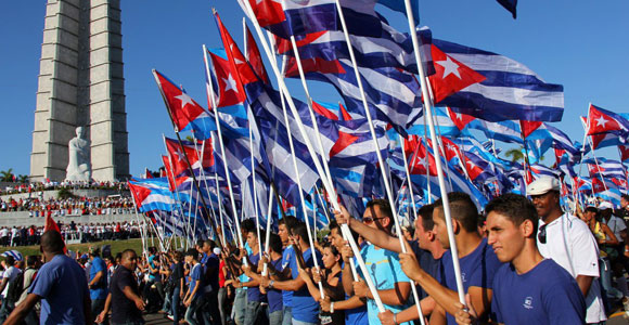 May Day in Havana – last chance to join